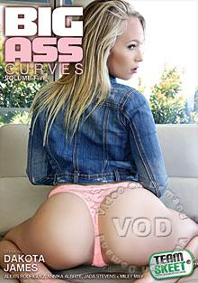 Big Ass Curves Volume 5