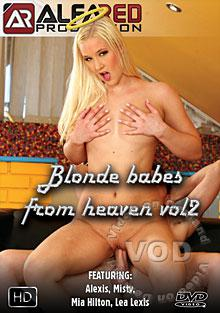 Blonde Babes From Heaven Vol. 2