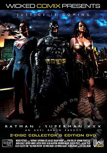 Batman V Superman XXX - An Axel Braun Parody