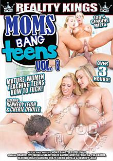 Moms Bang Teens Vol. 8