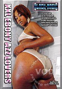 XXL Ebony Azz Lovers