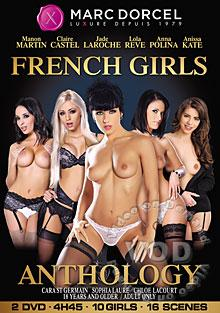 French Girls Anthology (English)