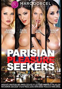 Parisian Pleasure Seekers (English)