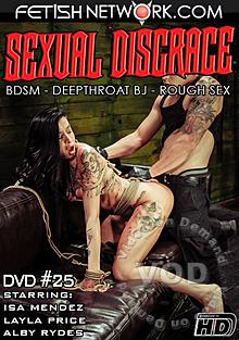 Sexual Disgrace #25