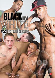Black In White 2 - Interracial Bareback