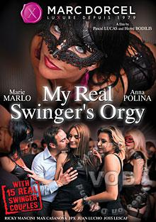 My Real Swinger's Orgy (English)