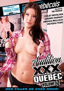 Audition XXX Quebec Vol. 2