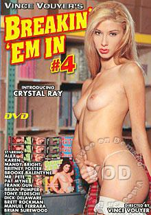 Breakin' 'Em In #4 Box Cover
