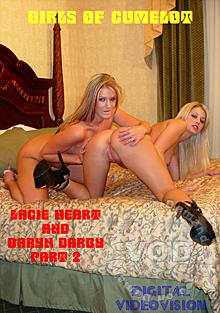 Girls Of Cumelot - Lacie Heart & Daryn Darby Part 2 Box Cover