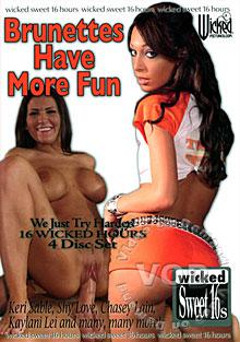 Brunettes Have More Fun (Disc 2)