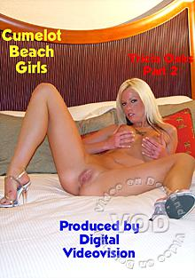 Cumelot Beach Girls - Tricia Oaks Part 2 Box Cover