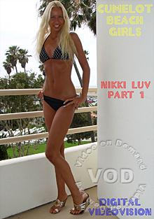 Cumelot Beach Girls - Nikki Luv - Part 1 Box Cover