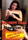 Video: My Hot Teen Stepsister 2 - Office Leg And Foot Tease!