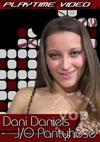 Watch This Video! Studio: Playtime VideoDani Daniels is our hot new model ready to blow your throbbing hard cock to pieces in her sexy black pantyhose and one piece bodysuit. This little sex kitten is a natural, and she is going to own your every thought. She knows how hot she looks in her sexy pantyhose, and it shows as she models her long sexy legs leading up to her fat pussy mound squeezing out of her tight bodysuit. This girl is ready for action, are you? The way she speaks to you in her soft sexy voice while moving in slow motion as she slips her heels off and wiggles her toes in your face. She rubs the nice perfect arch in her foot while she instructs you to grab that fat cock and stroke it for her. She wants your hot load all over her little feet before she unsnaps her bodysuit and takes you in close for a look at her tight wet pussy.  Now, in only her pantyhose, she unloads the wrath of Dani Daniels all over your anxious hot cock. She tugs her nylons high and tight against her sweet wet pussy with her legs wide open while she begs for another warm load from your oozing cock. The pantyhose come off, and you are left with everything she promised you. Dani knows you want to fuck her in her short leopard dress, matching leopard heels and sexy nude pantyhose. She is so sure of your desire for her that she tells you just how bad you want her, while assuring you it will never happen. Her confidence is peeking as she sits before you on the couch with her legs wide open and her pussy smashed tight into her pantyhose. She instructs you to come right up to your screen and blow your load all over the place.  Dani is convinced that she controls your every orgasm and she is determined to take everything you've got and more. She uses her beautiful face and stacked hard body to stimulate your every dirty thought. She teases and belittles you in a way that you can't get enough of. The leopard high heels come off first for a little in-your-face foot play before she slides out